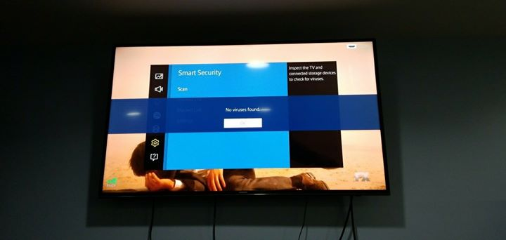 Yes, your TV could obtain a virus….